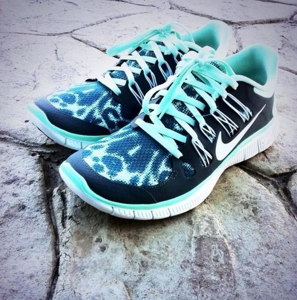 shoes nike nike free run mint nike running shoes nike shoes