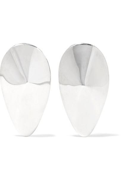 WWAKE silver earrings earrings silver jewels