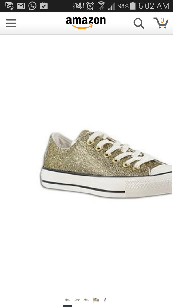 shoes gold converse