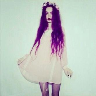 dress boho dress shirt dress long sleeve dress pink pink dress pastel pink pastel pastel goth