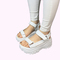 Petmilk — 90s space babe sandals v2.0