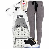shirt,pants,t-shirt,bag,shoes,hat,sweatpants,joggers,grey,joggers pants,comfy,clothes