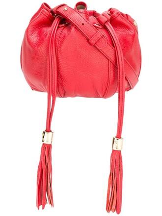 bag crossbody bag red