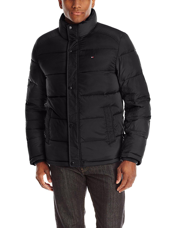 0d7980e08 Tommy Hilfiger Men's Nylon Puffer Jacket at Amazon Men's Clothing store:
