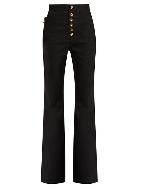 ellery jeans high black