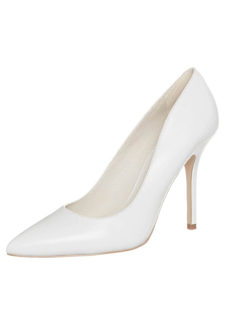 Buffalo High Heel Pumps - silk white - Zalando.de
