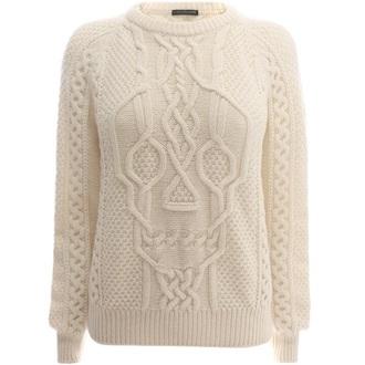 sweater skull skull sweater knitwear