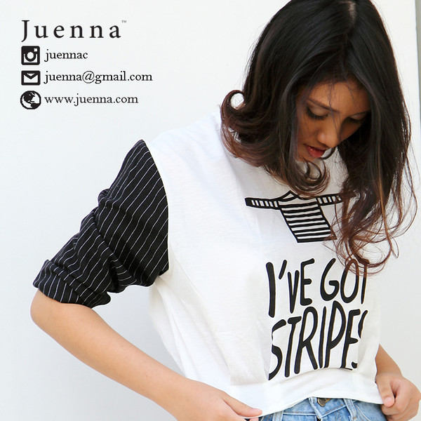 top juenna stripes