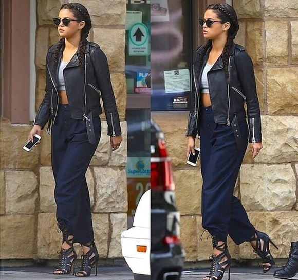 shoes high heels hot selene gomez black on black kardashians lace-up shoes