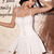 8674 Sexy Girl Tunic Corset Dresses Shift Dress Wrap Dress White on Luulla
