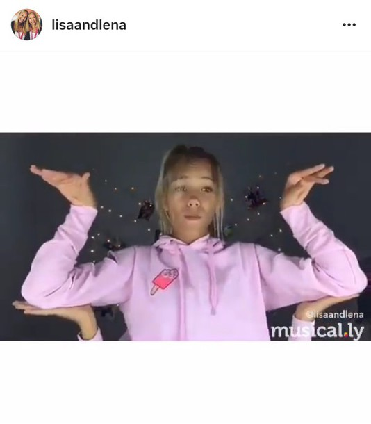 lisa and lena instagram