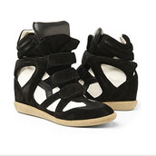 shoes,isabel marant