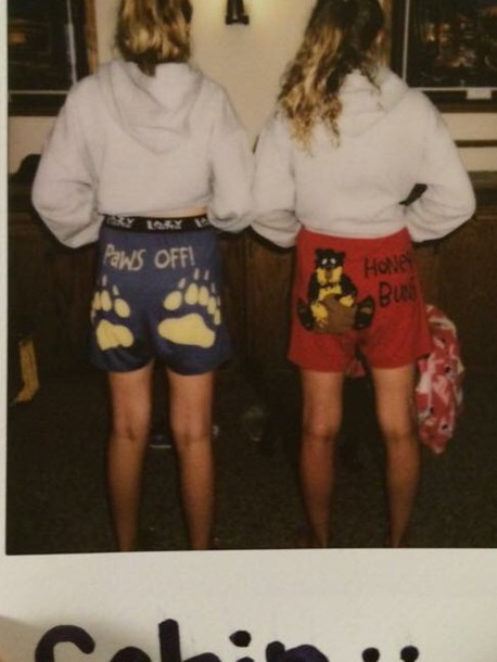 shorts boxers funny saying