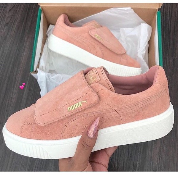 wholesale dealer b87a5 4b722 promo code for puma trainers with velcro strap f6833 e3b19