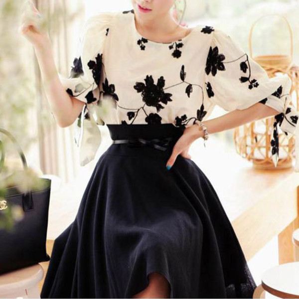 dress skirt fashion clothes