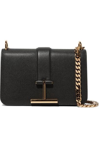 Tom Ford bag shoulder bag leather black