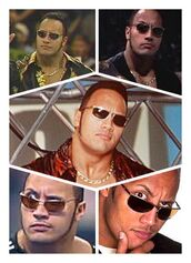 sunglasses,the rock,dwayne johnson leather jacket,1999,90s style,hip hop,dwayne johnson,shades,glasses,mens accessories