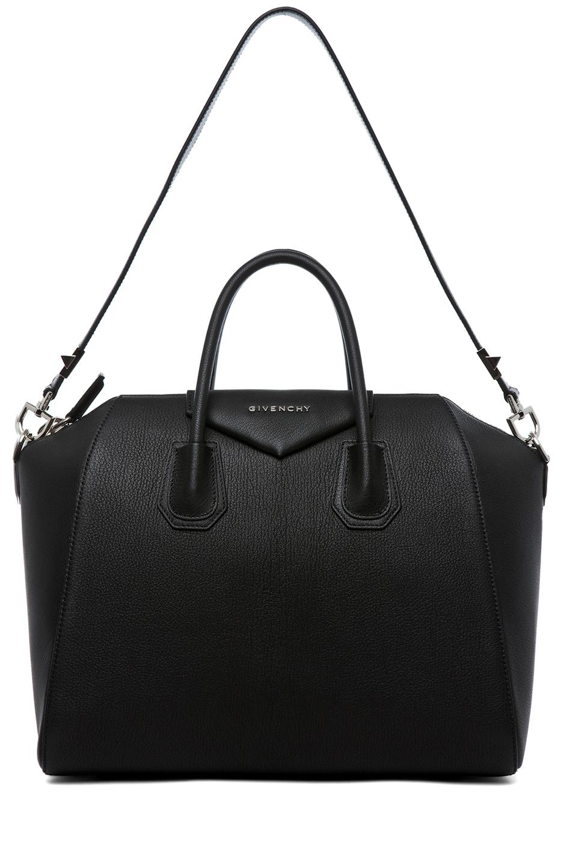 Medium antigona in black