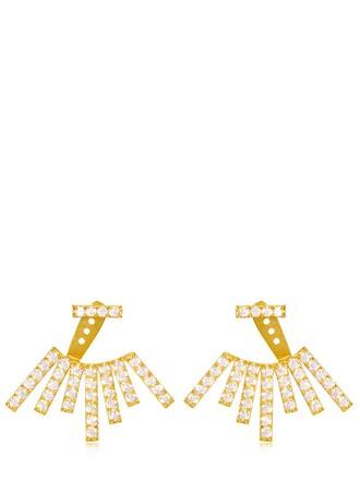 hot earrings gold jewels
