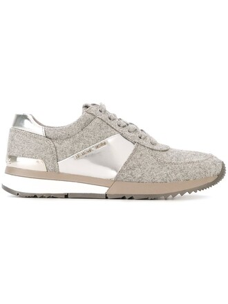women sneakers cotton grey shoes
