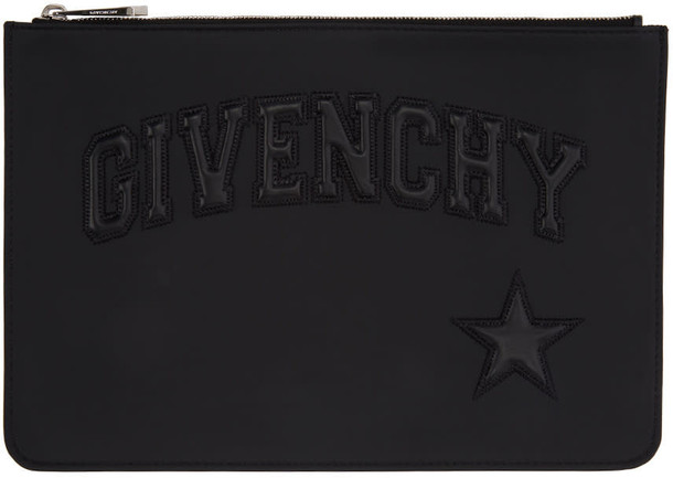 Givenchy pouch black bag