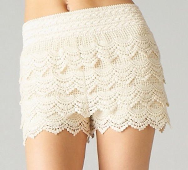 Where to buy lace shorts? - qtplace