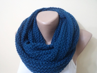 scarf circle cowl knitted scarf women scarfs