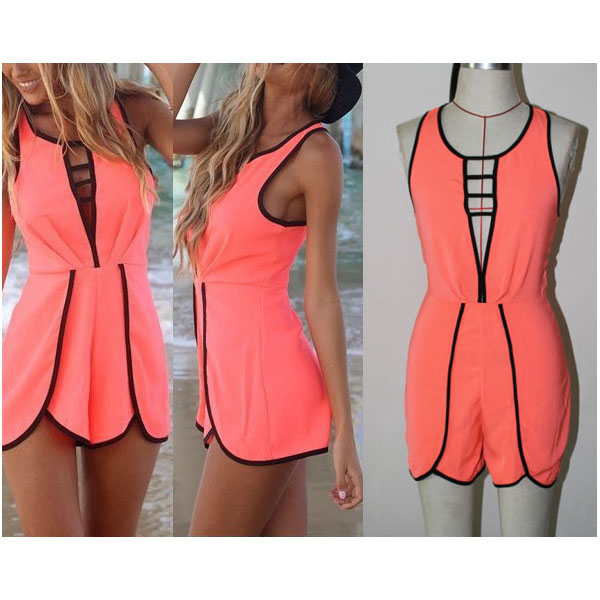 Fuelcap playsuit rompers · fe clothing · online store powered by storenvy