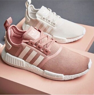shoes pink adidas adidas shoes white sneakers rose sneakers pastel