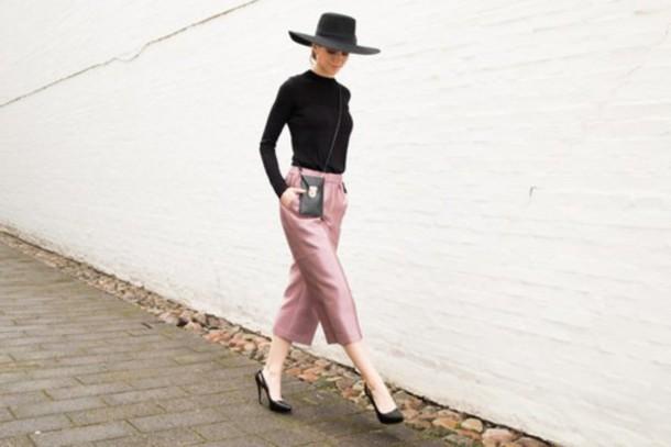 pants rose pink pants fashion
