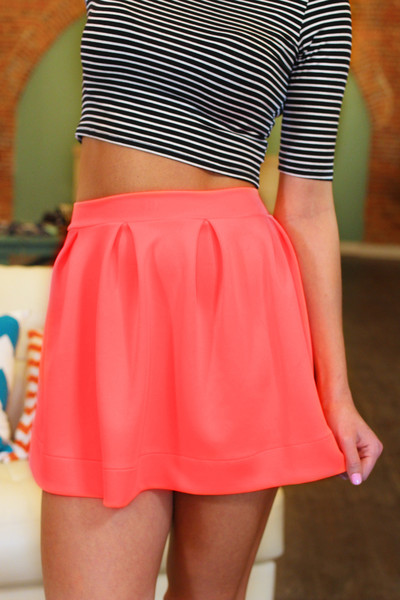 Skater Skirt | uoionline.com: Women's Clothing Boutique