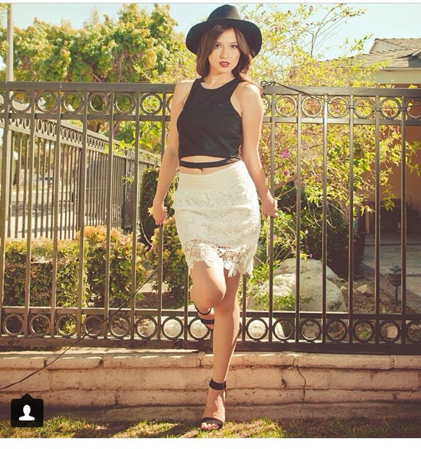 blouse black crop top dressy crop tops clothes skirt fringe skirt