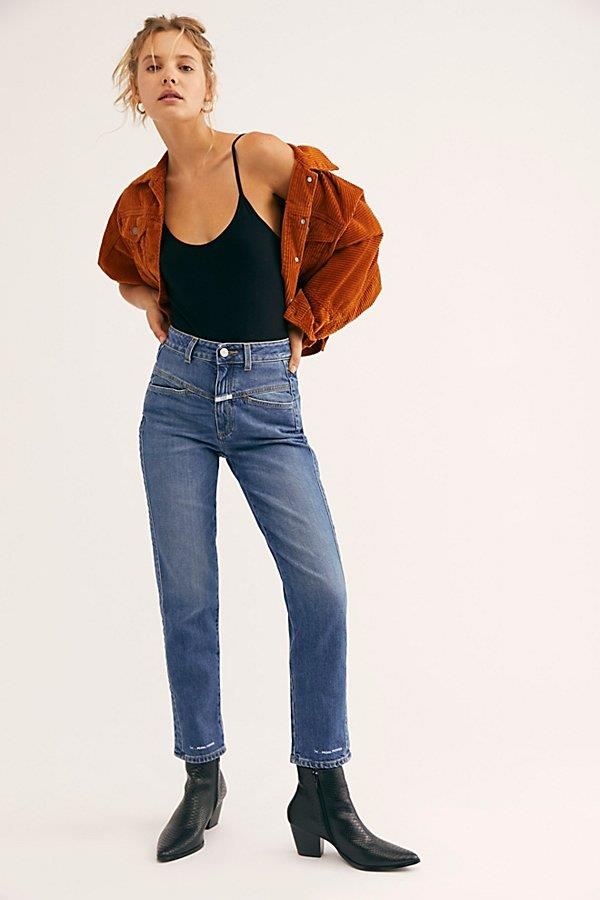 Closed Pedal Pusher Jeans at Free People