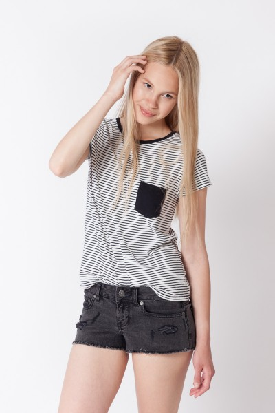 POCKET T-SHIRT - Subdued