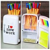 home accessory,pencil case,pencils,pens,white,love