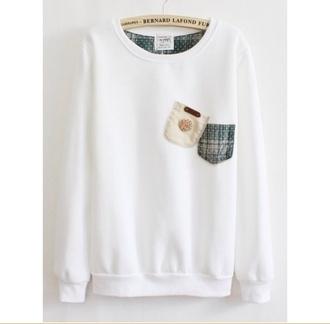 pockets sweater wheretofindit hvite