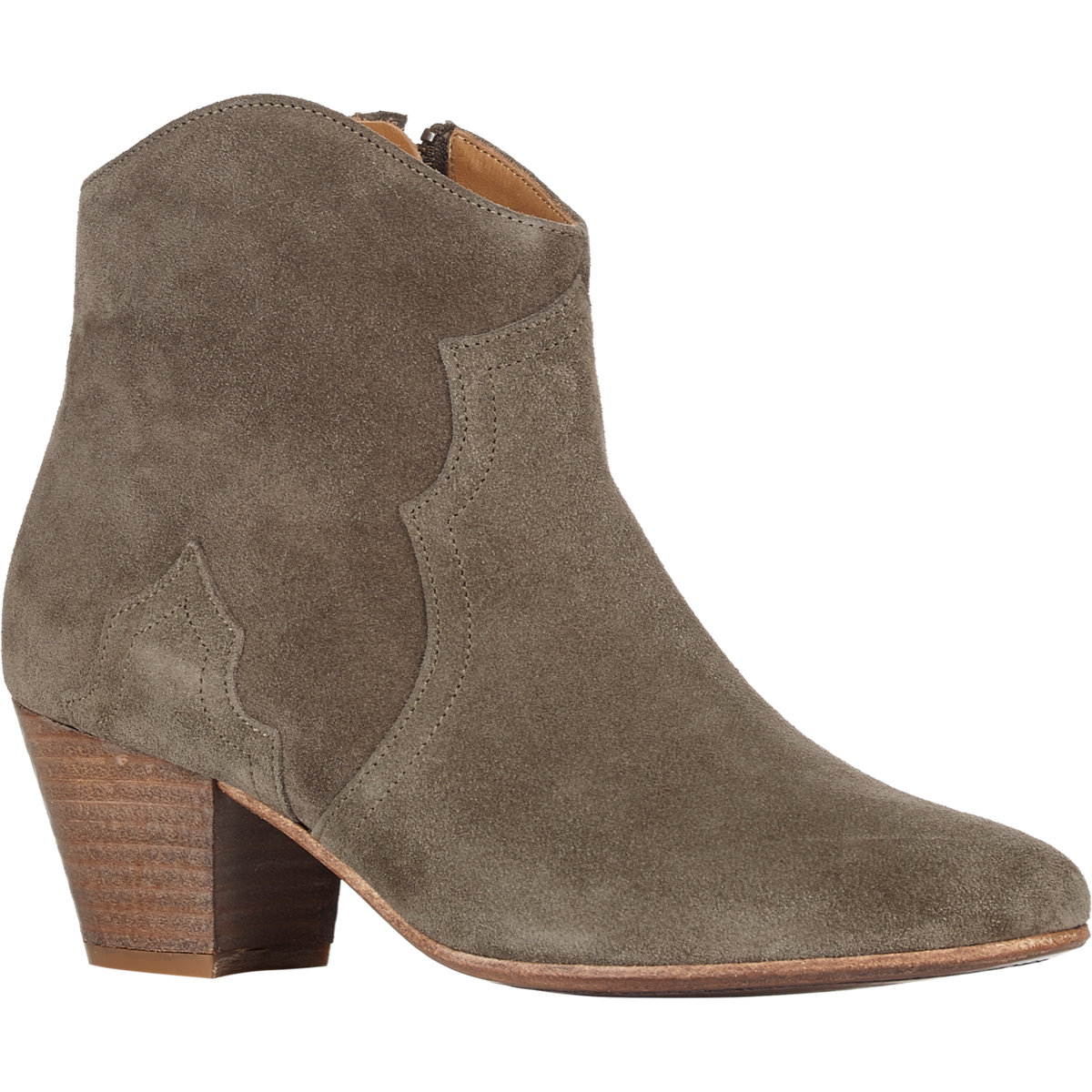 Isabel marant dicker ankle boots at barneys.com