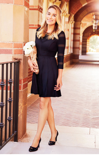 dress lauren conrad little black dress