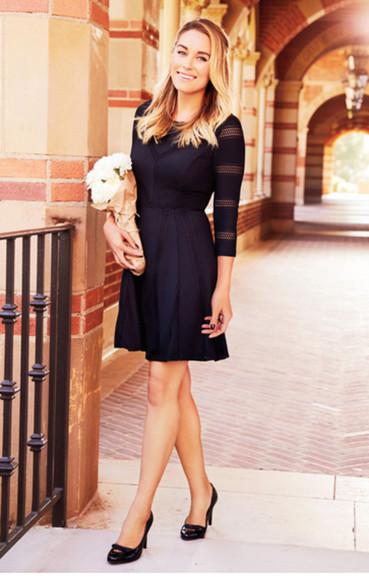 lauren conrad dress little black dress
