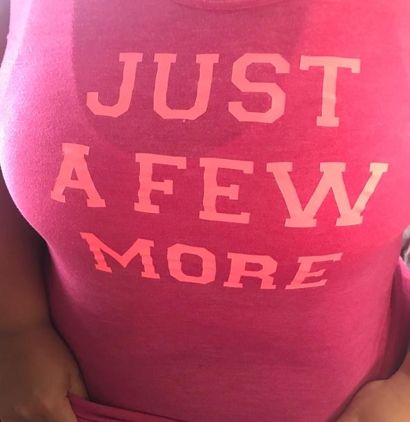 top pink sports wear
