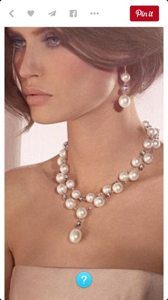 jewels accesoires necklace earrings