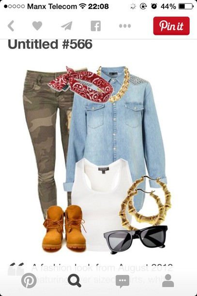 shoes timberlands jewels gloves jeans