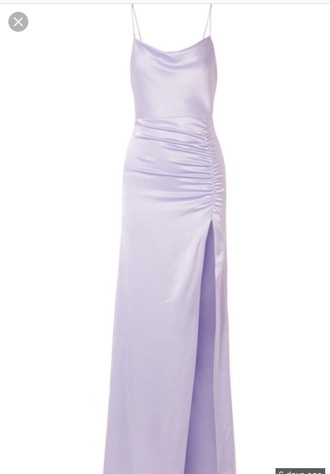 dress satin dress satin long prom dress prom dress purple dress purple maxi dress iheartradio