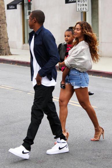 Jay Z trainers nike sneakers
