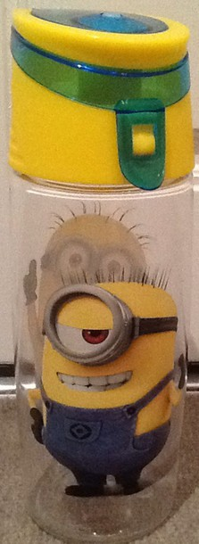 bag minion bottle