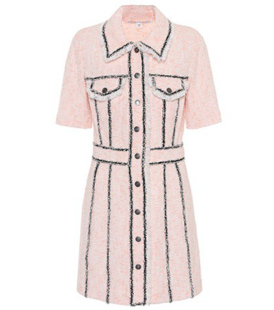 cotton pink dress