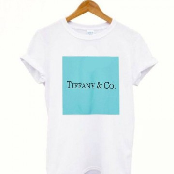 Tiffany Co T Shirt Wit