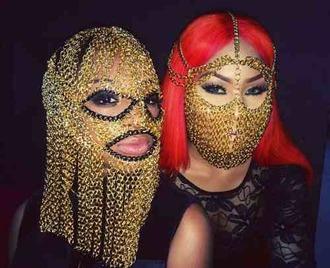 jewels mask