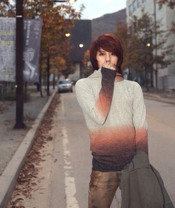Sweater Kpop Korean Fashion Boy Ulzzang Ulzzang Boy Korean Boy Menswear Wheretoget
