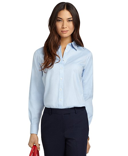 Non-Iron Classic Fit Dress Shirt - Brooks Brothers